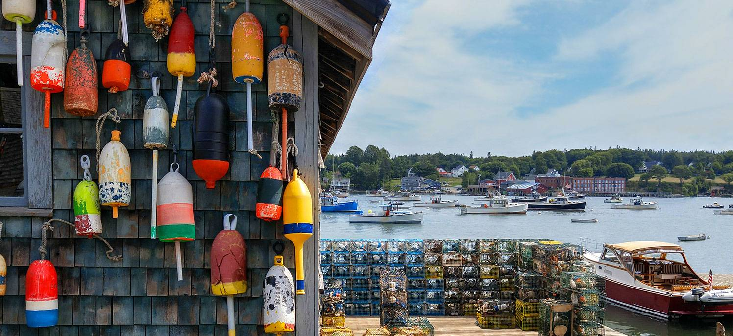 Beautiful Vacation Rentals On The Rugged Maine Coast